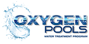 Oxygen Pools Logo - Chlorine Free Pool